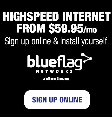 Blue Flag Promo
