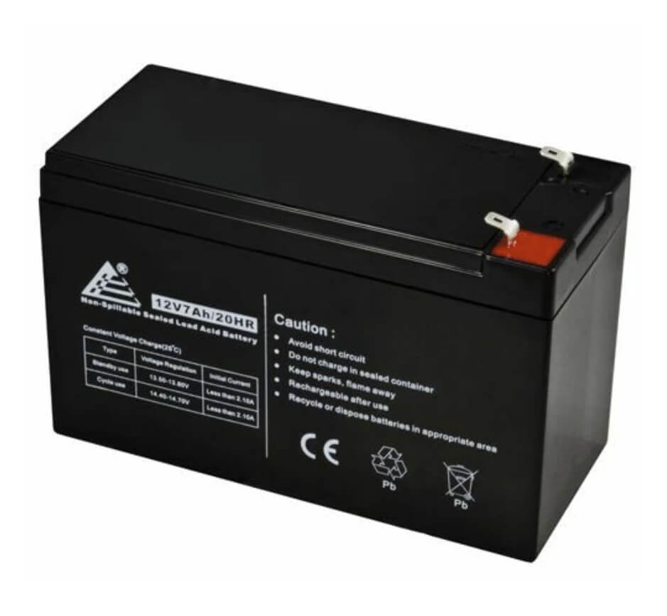 12 volt replacement battery